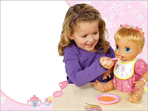 Lutke i dodatna oprema za lutke