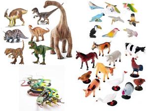 Životinje i dinosaurusi