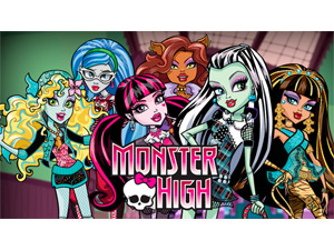Lutke Monster High