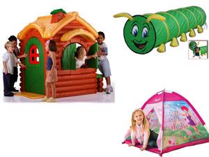 Kućice i šatori za decu