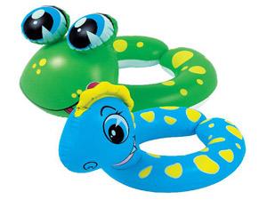 Čamci, dušeci, gume i mišići za plivanje