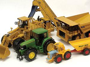 Traktori, Kamioni, Građevinske mašine
