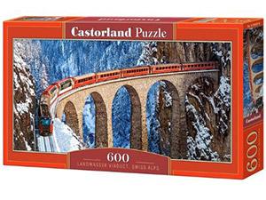 Puzzle od 500 do 999 delova