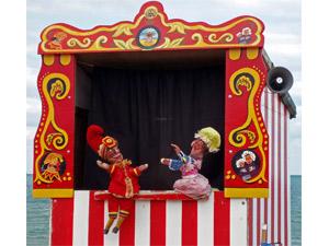 Lutke Ginjole i Marionete