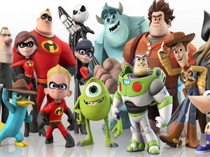 Akcione figure i likovi iz crtanih filmova