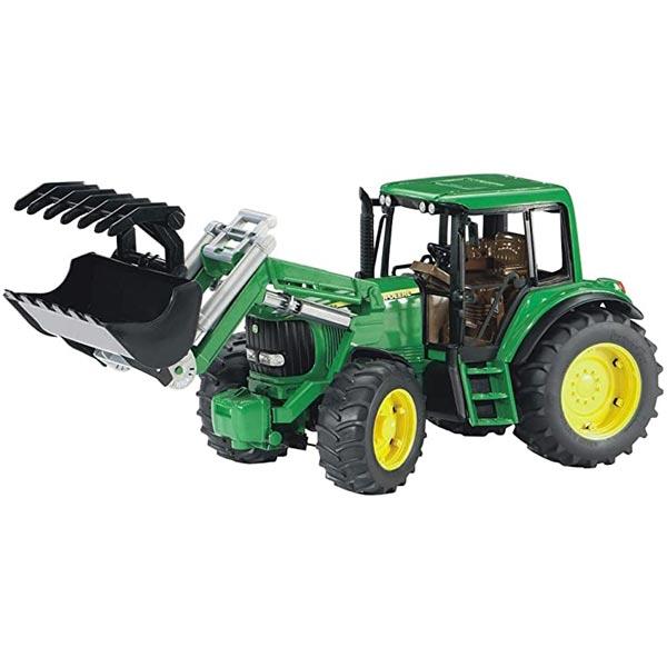 Traktor Bruder John Deere 6920 sa kašikom 020521 - ODDO igračke