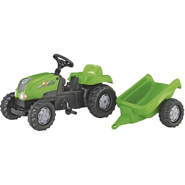 Traktor na pedale Rolly sa prikolicom 012169 - ODDO igračke