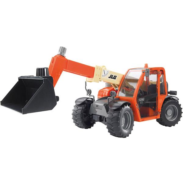 Traktor sa kašikom Teleskoplader Bruder JLG 2505 021405 - ODDO igračke
