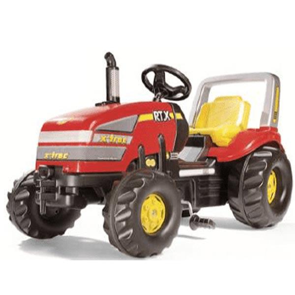 Traktor na pedale Rolly Toys X Trac 6 035557 - ODDO igračke