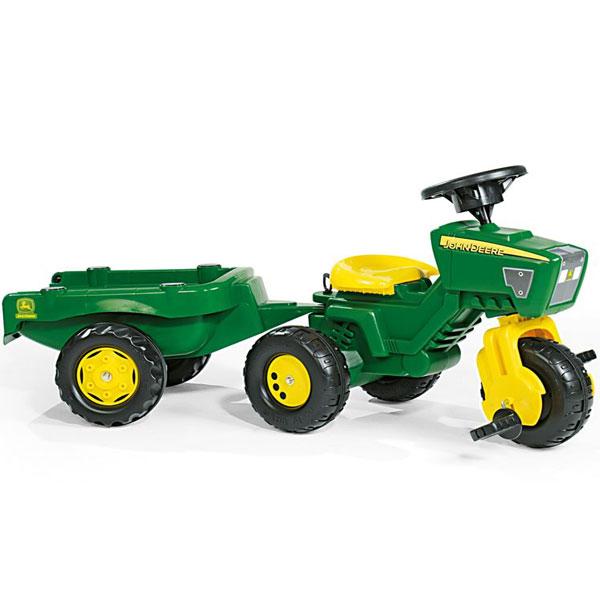 Traktor na pedale sa prikolicom Kids 052769 - ODDO igračke