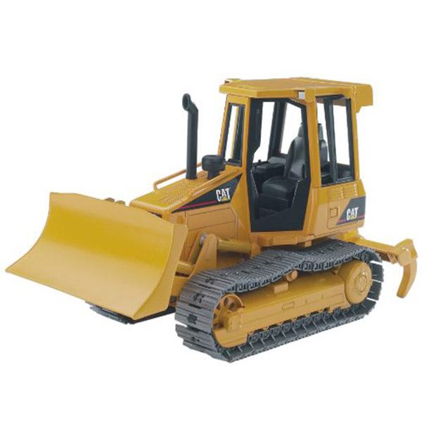 Traktor sa utovarivačem Bruder Cat 024475 - ODDO igračke