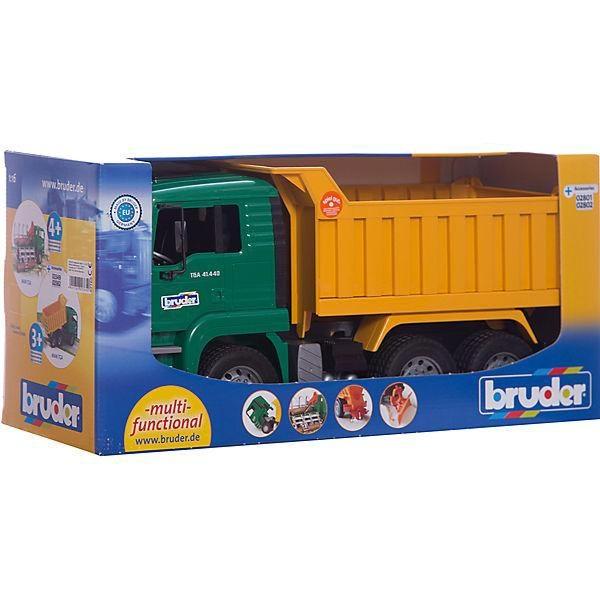 Kamion Kiper Bruder žuti 027650 - ODDO igračke