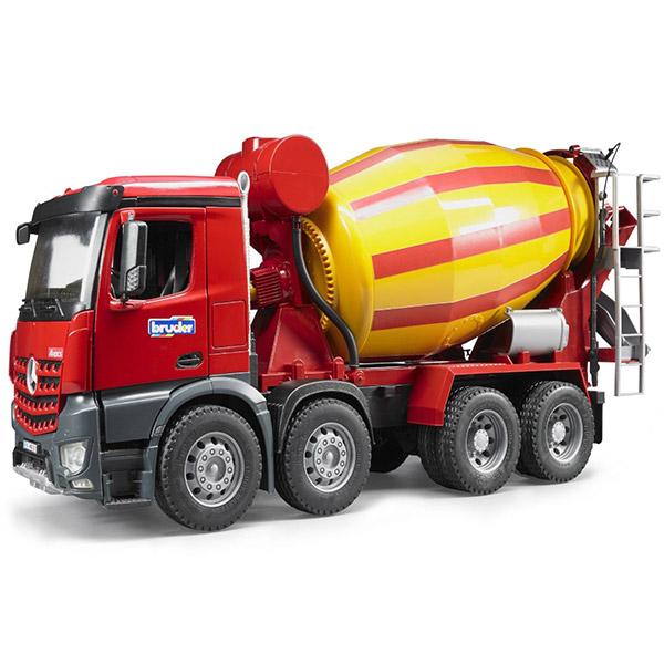 Kamion mešalica Bruder MB Arocs 036546 - ODDO igračke