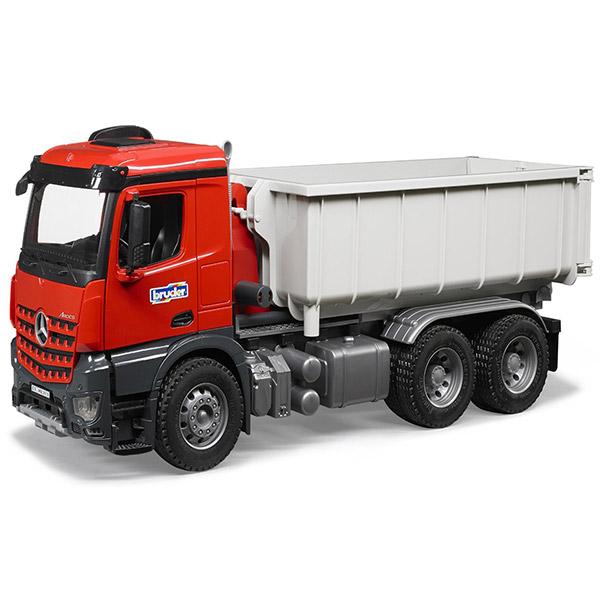 Kamion kiper kontejner Bruder MB 036225 - ODDO igračke