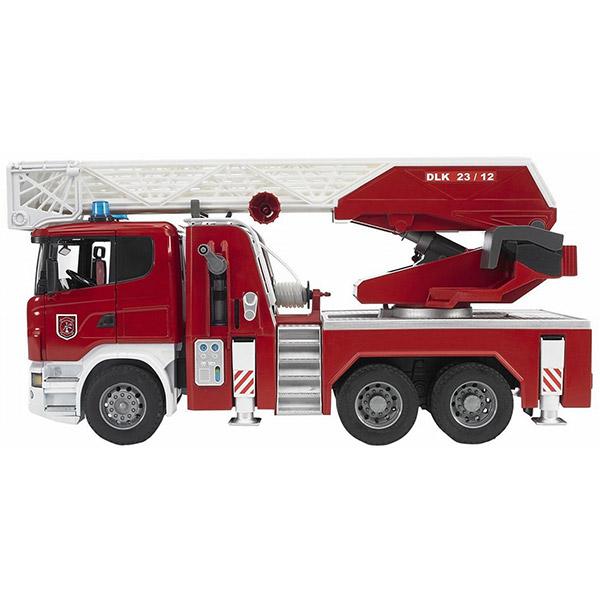 Kamion Scania Vatrogasni sa pumpom za vodu Bruder 035907 - ODDO igračke