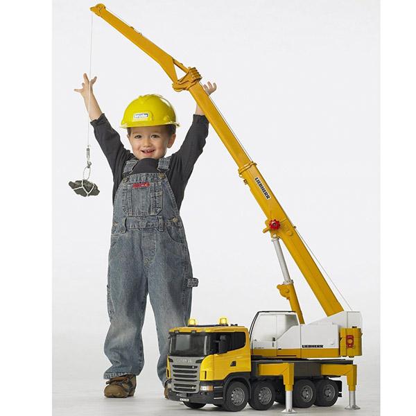 Crane Tmnt Toys : Kran bruder scania liebherr m oddo igračke