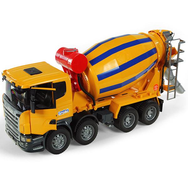 Kamion Mixer Bruder Scania 403 035549 - ODDO igračke