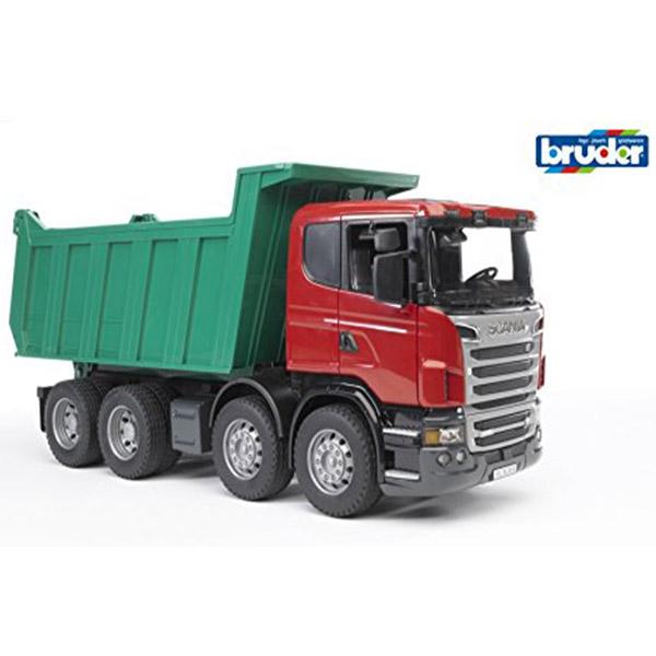 Kamion Kiper Bruder Scania 035501 - ODDO igračke