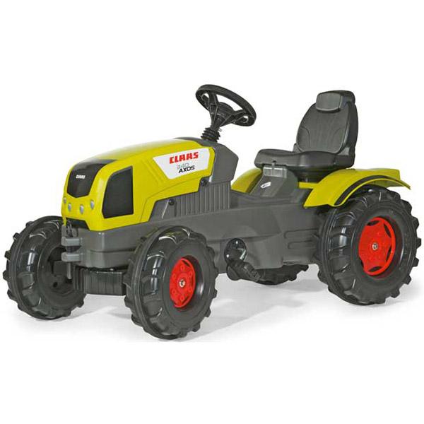 Traktor na pedale Rolly Toys Claas Axos 340 601042 - ODDO igračke