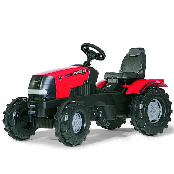 Traktor na pedale Rolly Toys Farmtrac Case 601059 - ODDO igračke