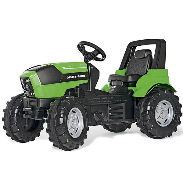 Traktor na pedale Rolly Farmtrac Deutz-Fahr Agrotron X720 700035 - ODDO igračke