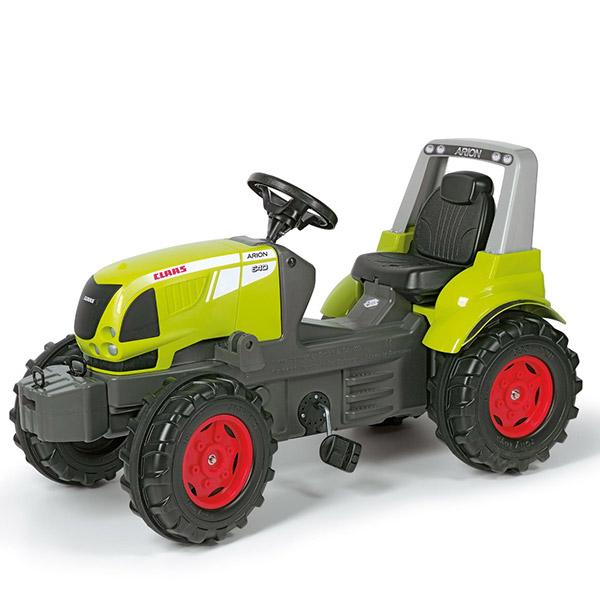 Traktor na pedale Rolly Toys Farmtrac Claas Arion 640 700233  - ODDO igračke