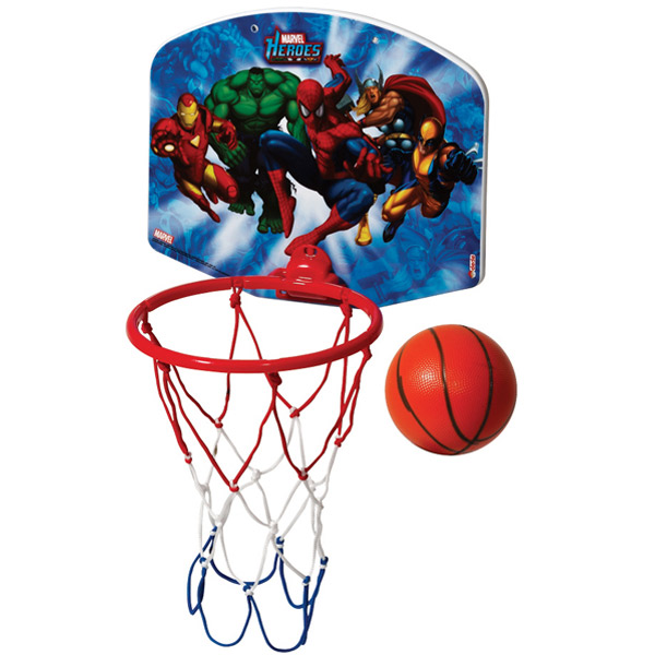 DEDE Košarka set sa loptom manji Spiderman 14952 - ODDO igračke