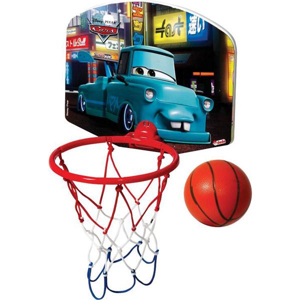 DEDE Košarka set sa loptom manji Cars 015201 - ODDO igračke