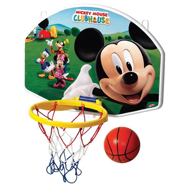 DEDE Košarka set sa loptom veći Mickey 015270 - ODDO igračke