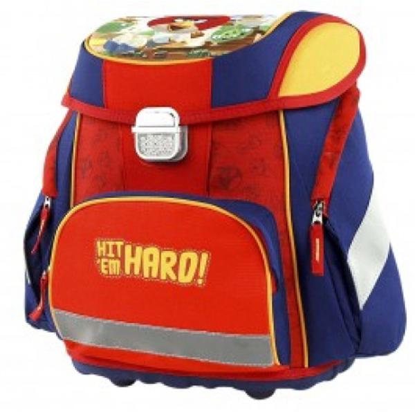 Školske torbe Target Angry birds anatomski 17543 - ODDO igračke
