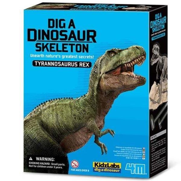 Iskopaj Dinosaurusa T-REX 4M03221 - ODDO igračke