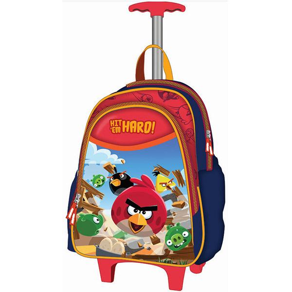 Ranac Angry birds trolley small Target 17545 | ODDO igračke