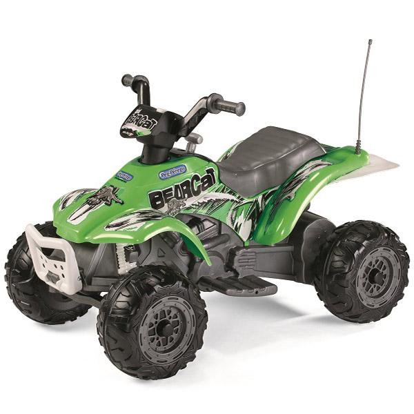 Auto na akumulator Quad Peg Perego Corall BearCat Green P315ED1165 - ODDO igračke