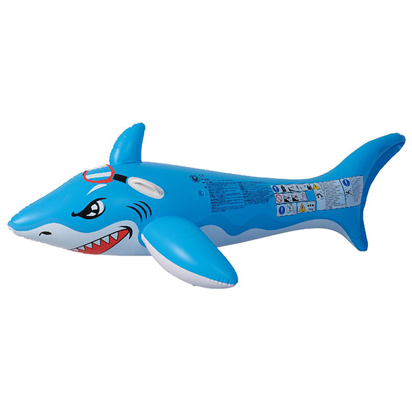 Gumena igračka Morski pas Rider 26-729000 - ODDO igračke