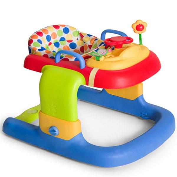 Dubak 2 u 1 Dots Hauck 5390078 - ODDO igračke