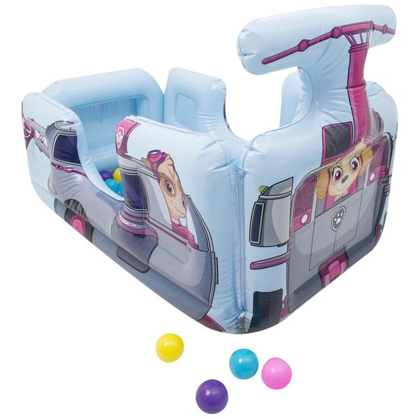Paw Patrol Skye vozilo na duvanje sa 20 loptica 65x63x105cm PWP-7069-2 - ODDO igračke