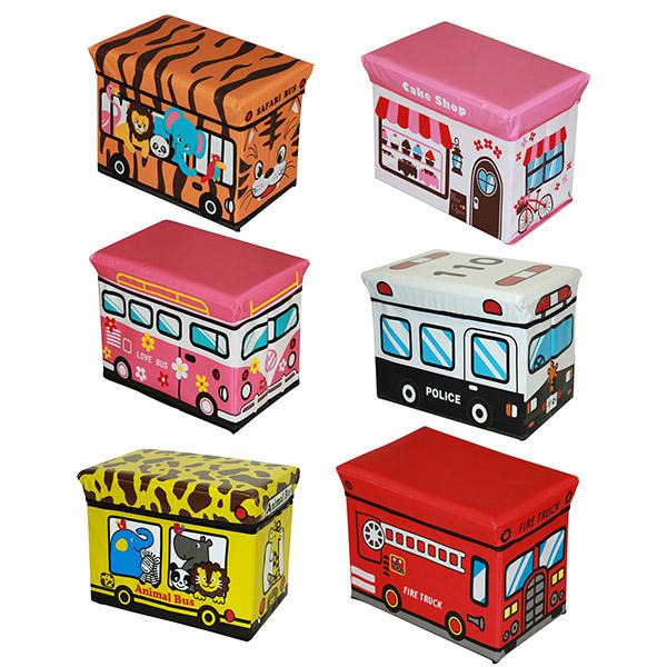 Kutija za igračke, tabure 32-900000 - ODDO igračke
