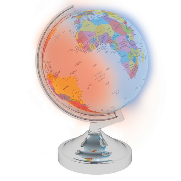 Lampa globus 20 cm 35509 - ODDO igračke