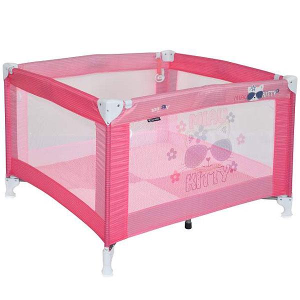 Ogradica Play Pink Kitty Bertoni 10080051723 - ODDO igračke