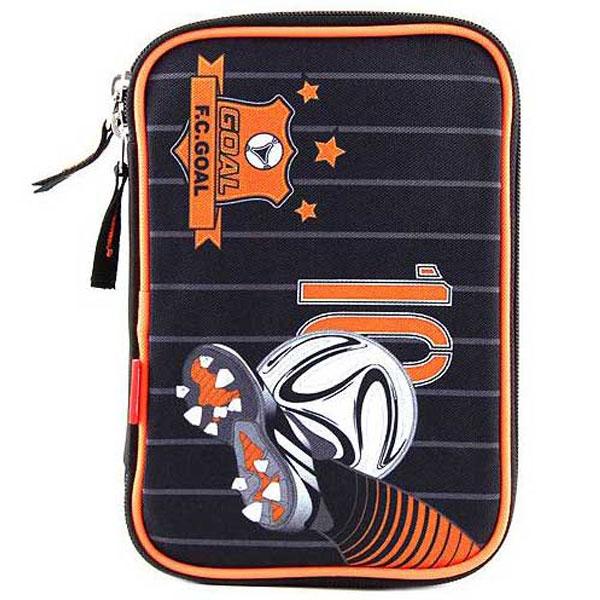 Pernica Goal black-orange 17227 - ODDO igračke
