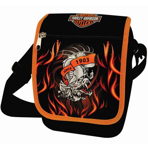 Torba na jedno rame Harley Davidson 23897 - ODDO igračke