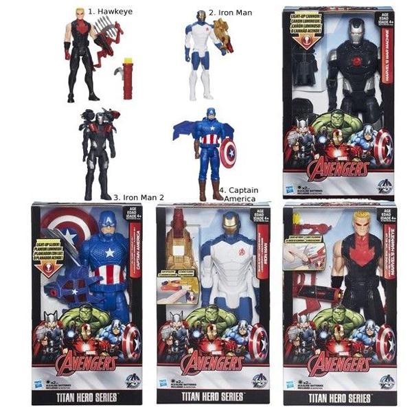 Avengers Figura 30cm sa dodacima Titan Hero Series B0435 - ODDO igračke