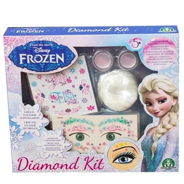 Frozen Puder sa stikerima GP18488 - ODDO igračke