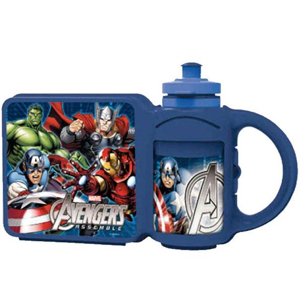 Set za užinu Avengers SR53172 - ODDO igračke