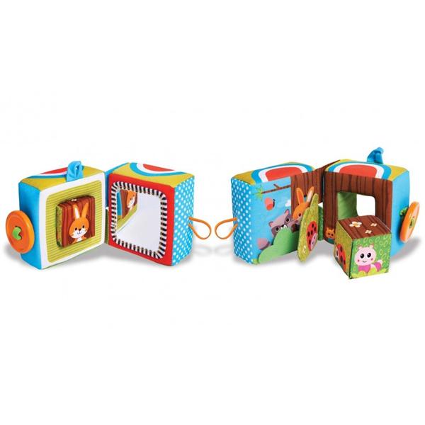 Tiny Love igračka plišana kocka 33315027 - ODDO igračke