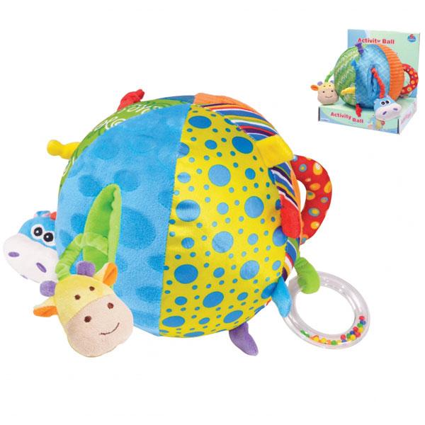 Plišana igračka za bebe Lopta Parkfield 81535 - ODDO igračke