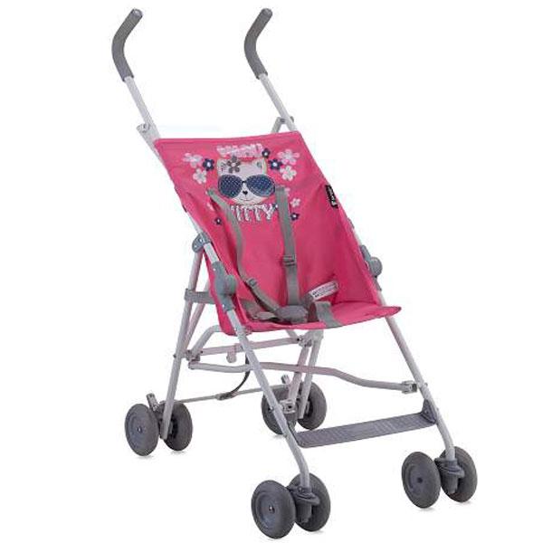Kolica Flash Pink Kitty Bertoni 10020431723 - ODDO igračke