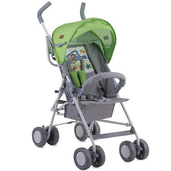 Kolica Trek Green & Grey Car Bertoni 10020881714 - ODDO igračke