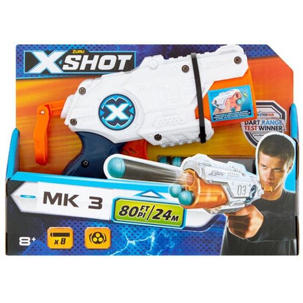 Pištolj Zuru X-SHOT Barrel 13929 - ODDO igračke