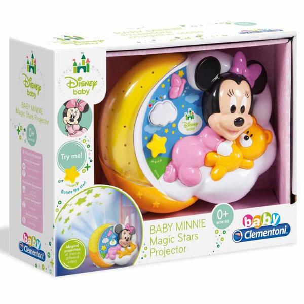Clementoni Baby muzički projektor Minnie CL17126       - ODDO igračke